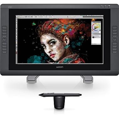 Wacom - Tablette graphique Cintiq (DTH2200), 21,5 po, affichage tactile interactif à stylet