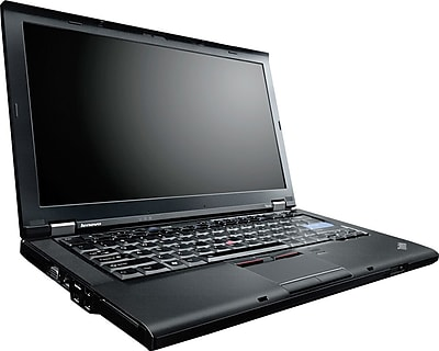 Refurbished Lenovo 14in ThinkPad T410 Intel Core i5 2.4Ghz 8GB RAM 500GB HDD Windows 10 Pro