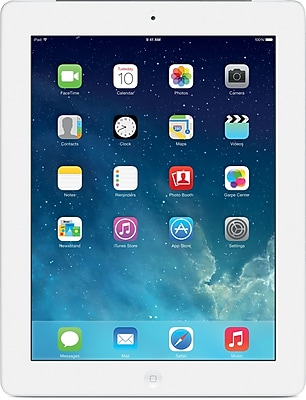 Apple iPad 2 with Wifi + 3G 16GB, White