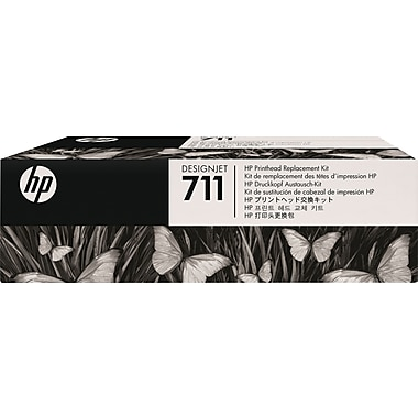 HP 711 DesignJet Printhead Replacement Kit (C1Q10A)