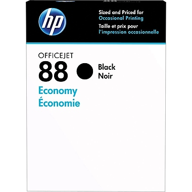HP 88 Black Economy Ink Cartridge (D8J36AN)