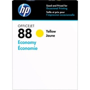 HP 88 Yellow Economy Ink Cartridge (D8J39AN)