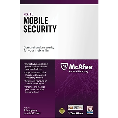 McAfee Mobile Security Suite 2014 (1 User) [Boxed]