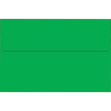 Great Papers® Holiday Card Envelopes Bright Green A9 Envelope, 25/Count