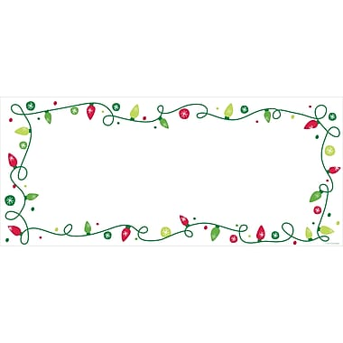 Great Papers® Holiday Card Envelopes String Of Lights Elope , 40/Count