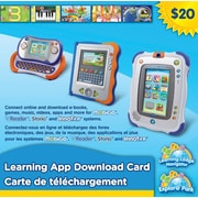 Vtech - Carte à télécharger - Learning App, valeur de 20 $