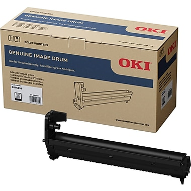 OKI C831 Black Drum Cartridge (44844416)