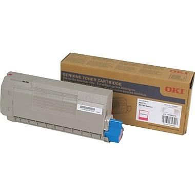 OKI - Cartouche de toner magenta MC770 / MC780 (45396210)