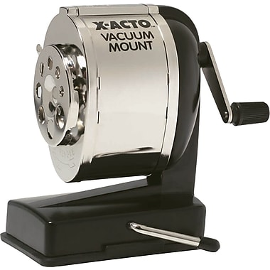 X - ACTO® Manual Vacuum Mount Pencil Sharpener