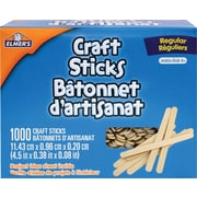 Elmer's® Craft Sticks, 1000/Pack