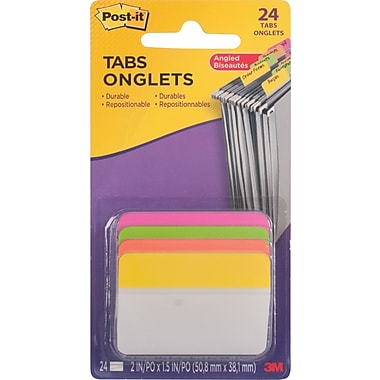 Post-it® Tabs, 2