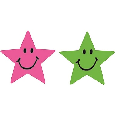 TREND Star Smiles superShapes Stickers
