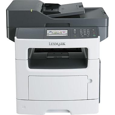 Lexmark™ - Imprimante laser Mono trois-en-un MX510de, avec AirPrint et Duplex