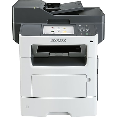 Lexmark (MX611dte) Monochrome Laser Multifunction Printer