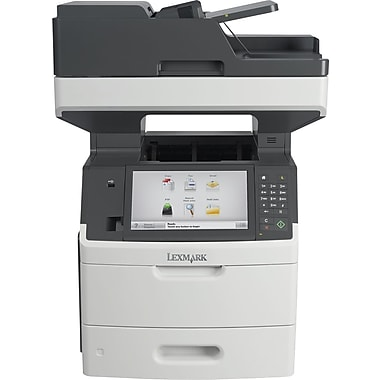 Lexmark MX711de Monochrome Laser Multifunction Printer (24T7404)