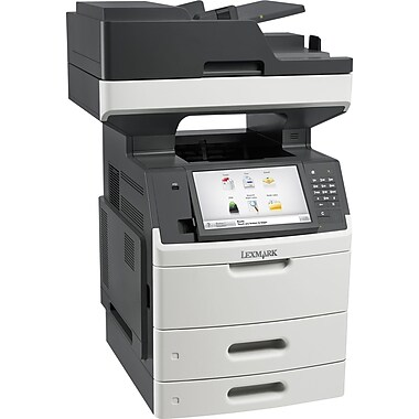 Lexmark MX711dthe Monochrome Laser Multifunction Printer (24T7406)