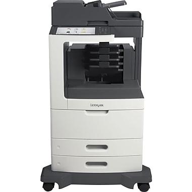 Lexmark™ - Imprimante laser couleur tout-en-un MX810dme, avec Duplex