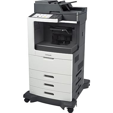 Lexmark MX810dte Monochrome Laser Multifunction Printer (24T7411)