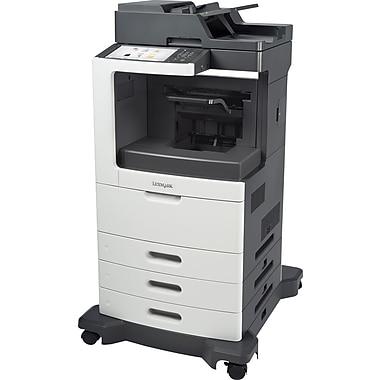Lexmark™ - Imprimante laser couleur tout-en-un MX810dte, avec Duplex