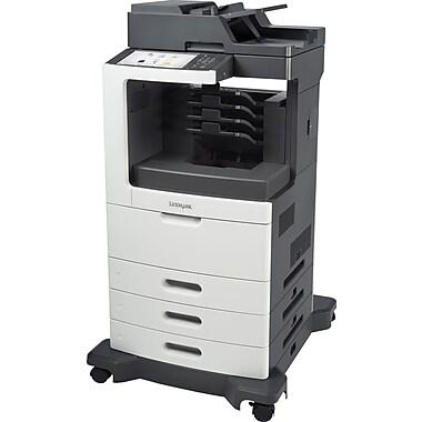Lexmark™ - Imprimante laser couleur tout-en-un MX810dtme, avec Duplex