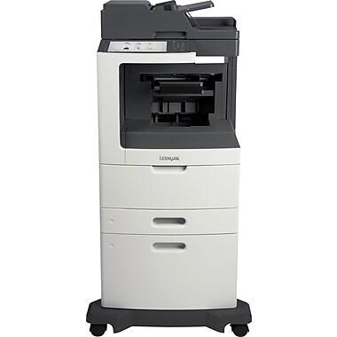 Lexmark™ - Imprimante laser couleur tout-en-un MX810dxe, avec Duplex