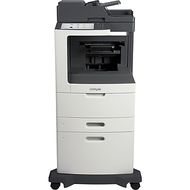 Lexmark™ - Imprimante laser couleur tout-en-un MX811dxfe, avec Duplex