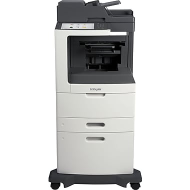 Lexmark™ - Imprimante laser couleur tout-en-un MX812dxfe, avec Duplex