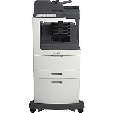Lexmark™ - Imprimante laser couleur tout-en-un MX812dxme, avec Duplex