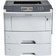 Lexmark™ - Imprimante laser monochrome duplex MS610dte prête pour le réseau