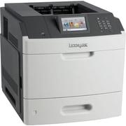 Lexmark™ - Imprimante laser MS810de prête pour le réseau, avec AirPrint et Duplex