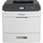 Lexmark™ - Imprimante laser monocrhome MS812dn prête pour le réseau, avec AirPrint et Duplex