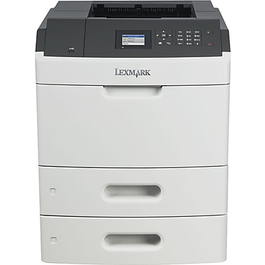 Lexmark MS812dtn Monochrome Laser Single Function Printer (40G0470)