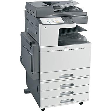 Lexmark™ - Imprimante laser couleur tout-en-un X952dte, avec Duplex
