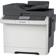Lexmark CX410de Colour Laser Multifunction Printer (28D0550)