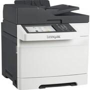 Lexmark™ - Imprimante laser couleur tout-en-un CX510de, avec AirPrint et Duplex