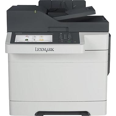 Lexmark™ - Imprimante laser couleur tout-en-un CX510dhe, avec AirPrint et Duplex