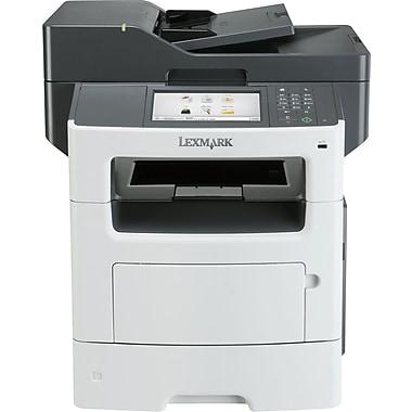 Lexmark™ - Imprimante laser monochrome tout-en-un MX611dhe, avec AirPrint et Duplex