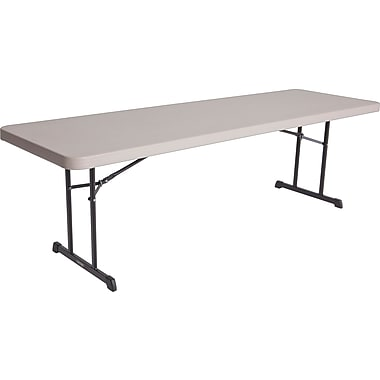 Lifetime 8' Professional Folding Table, 4/Pack