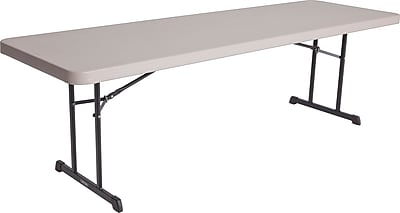 Lifetime 8 Foot Professional Folding Table 4pk Https Www Staples 3p Com S7 Is
