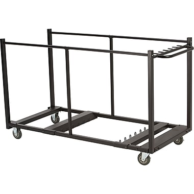Lifetime Table Cart, Black Sand