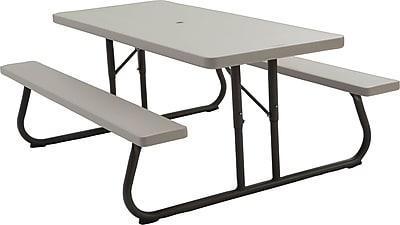 Lifetime 6 Foot Picnic Table