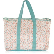 Blue Avocado (eco) Shopper, Ivory Roses