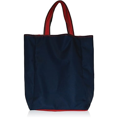 Blue Avocado Wallet Tote, Navy