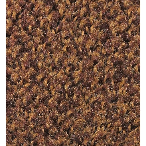M + A Matting Company Plush Mat, #64 Golden Brown, 4' x 6', Cleated (180640046590)