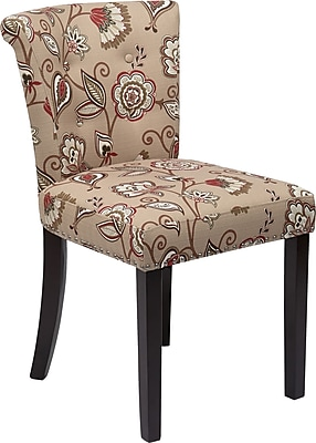 Office Star Avenue Six® Kendal Fabric Desk Chair, Avignon Bisque