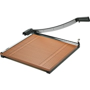 X-ACTO® Square Wood Guillotine Paper Trimmer