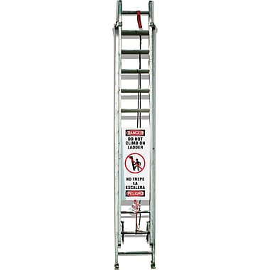 Accuform Signs® Ladder Shield™ 42