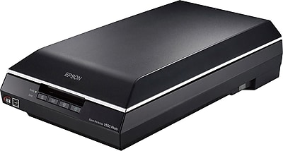 Epson Perfection V550 Photo Colour Flatbed Scanner Staples