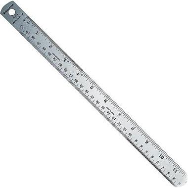 Staedtler – Règle en métal avec dos en liège