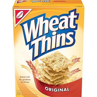 Christie - Craquelins Wheat Thins, 250 g